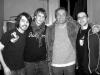 Luis, Kriss Cologne, Götz Widmann, Mario